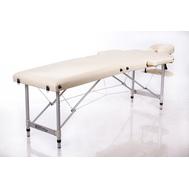 Складной массажный стол RESTPRO ALU 2 (M) Cream, фото 1