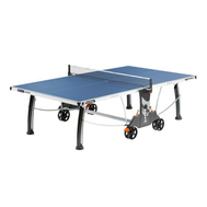 Всепогодный теннисный стол CORNILLEAU 400M CROSSOVER OUTDOOR синий, фото 1
