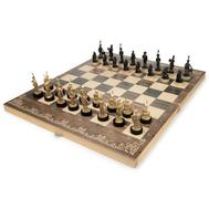 Шахматы Бородинское Сражение большие, фото 1