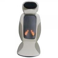 Массажная накидка на кресло - GESS Body Care, с роликами, (бежевая), фото 1