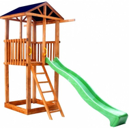 Детская площадка МОЖГА СПОРТИВНЫЙ ГОРОДОК 1 КРЫША ТЕНТ, фото 1