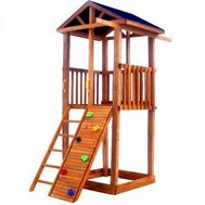 Детская площадка МОЖГА СПОРТИВНЫЙ ГОРОДОК 2 КРЫША ТЕНТ, фото 1