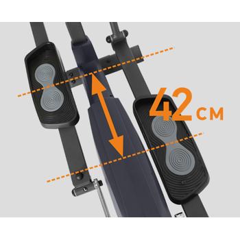 Магнитный эллиптический тренажёр - APPLEGATE E22 M, фото 4
