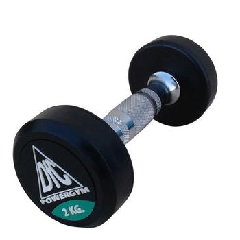 Гантели пара DFC POWERGYM 2 кг DB002-2, фото 1